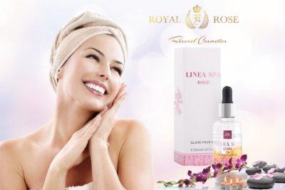 Gesichtsöl Linea Spa Rose